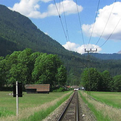 位移传感器在轨距尺中的应用