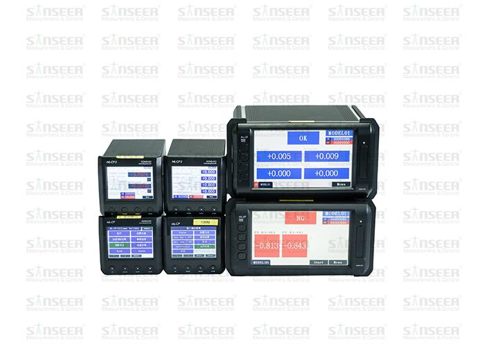 传感器测量位移仪表