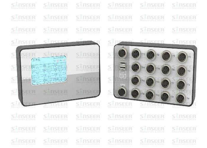 SSM系列数字量通讯模块(带显示屏)