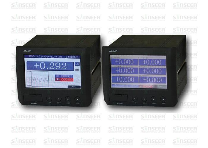 ML-MPS系列1-8通道电子测量仪表