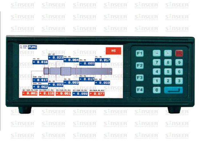 ML-40PS机械按键电子测量仪表1-32通道