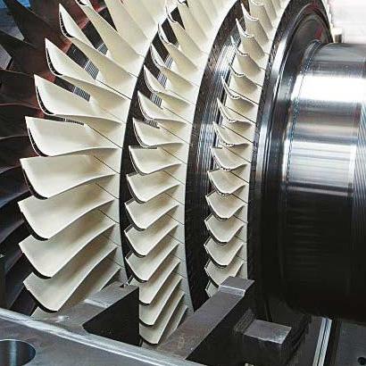 LVDT位移传感器在轮机中的精度测量