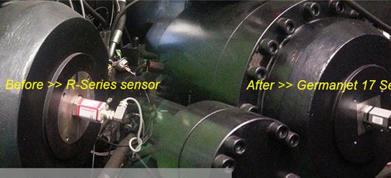 液压缸位移传感器故障排除方法